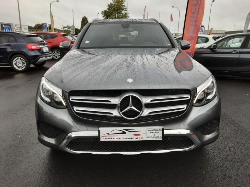 Photo 42 de l'offre de MERCEDES-BENZ CLASSE GLC 250 d 9G-TRONIC 4Matic Business Executive à 35990€ chez Centrale Auto Marché Mussidan