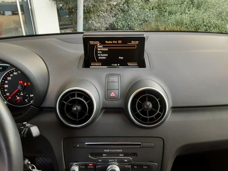 Photo 33 de l'offre de AUDI A1 Sportback 1.4 TDI 90CH S tronic Business Line à 18490€ chez Centrale Auto Marché Mussidan