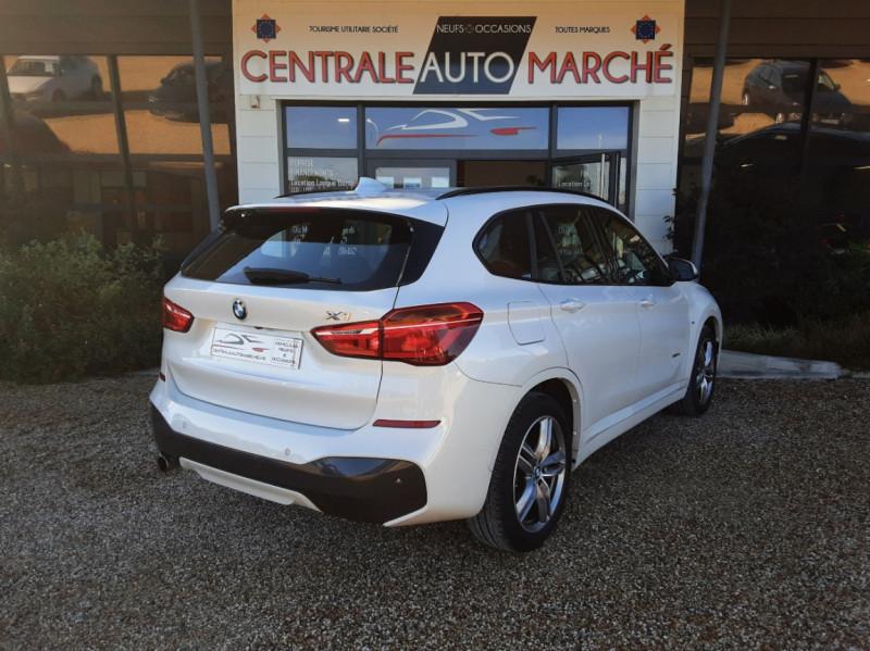 Photo 9 de l'offre de BMW X1 xDrive 18d 150 ch BVA8 M-Sport à 29990€ chez Centrale Auto Marché Mussidan