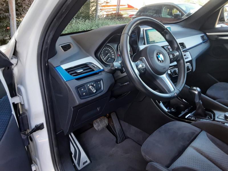 Photo 35 de l'offre de BMW X1 xDrive 18d 150 ch BVA8 M-Sport à 29990€ chez Centrale Auto Marché Mussidan