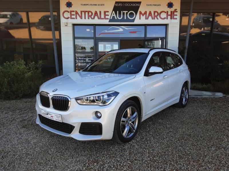 Photo 2 de l'offre de BMW X1 xDrive 18d 150 ch BVA8 M-Sport à 29990€ chez Centrale Auto Marché Mussidan