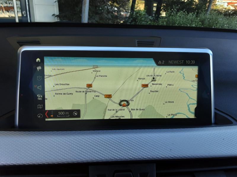 Photo 50 de l'offre de BMW X1 xDrive 18d 150 ch BVA8 M-Sport à 29990€ chez Centrale Auto Marché Mussidan