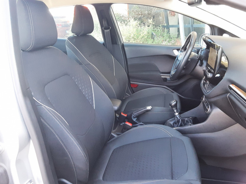 Photo 35 de l'offre de FORD FIESTA 1.5 85 CH SetS BVM6 TITANIUM à 13800€ chez Centrale Auto Marché Mussidan