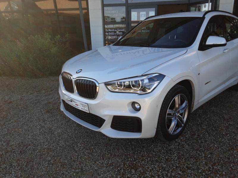 Photo 4 de l'offre de BMW X1 xDrive 18d 150 ch BVA8 M-Sport à 29990€ chez Centrale Auto Marché Mussidan