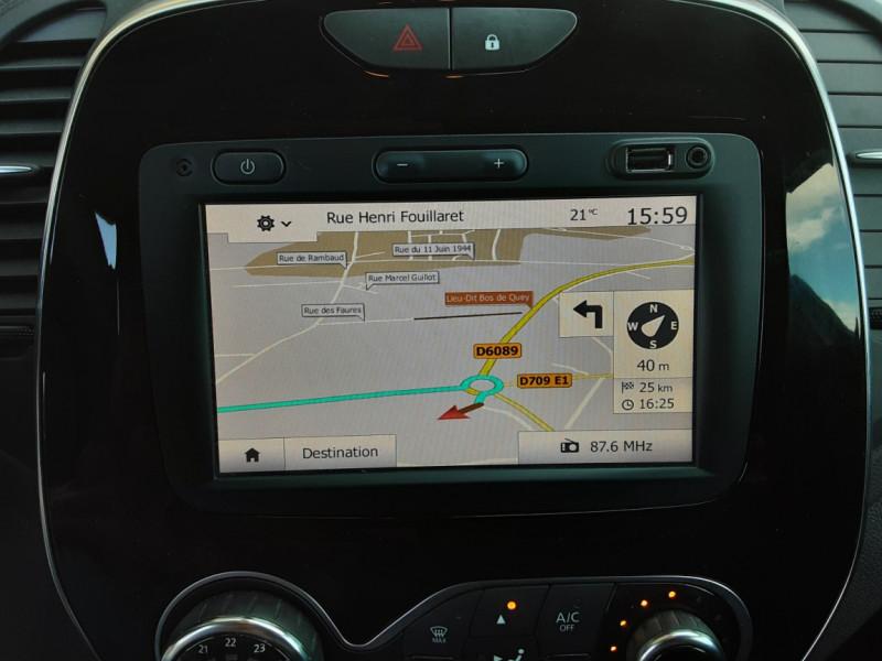 Photo 50 de l'offre de RENAULT CAPTUR Captur TCe 90 Zen à 13990€ chez Centrale Auto Marché Mussidan