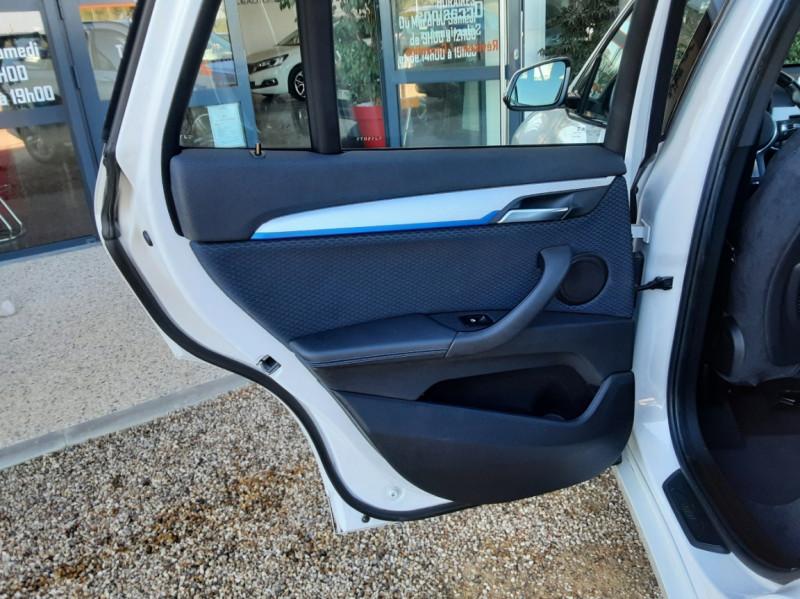 Photo 21 de l'offre de BMW X1 xDrive 18d 150 ch BVA8 M-Sport à 29990€ chez Centrale Auto Marché Mussidan