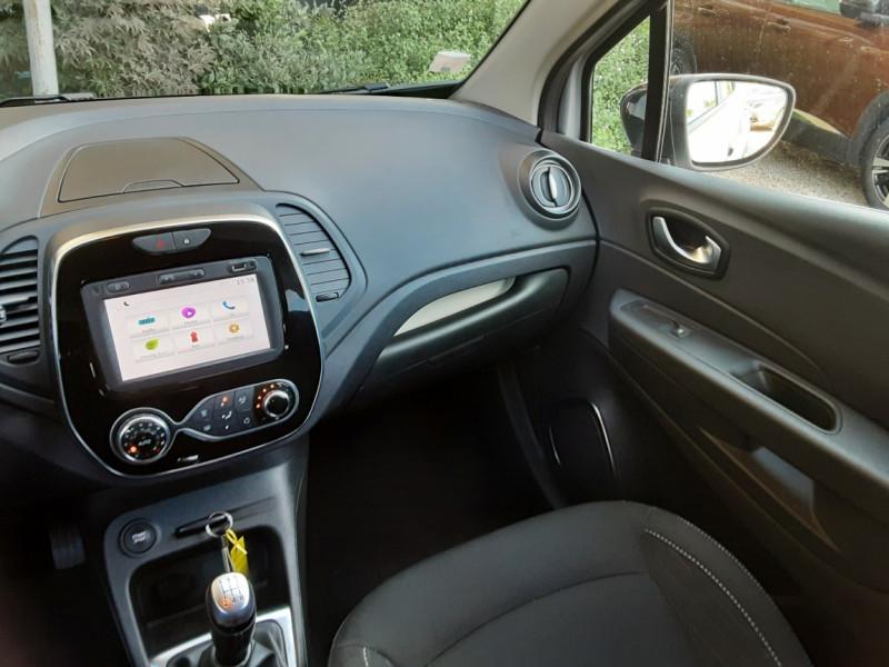 Photo 34 de l'offre de RENAULT CAPTUR Captur TCe 90 Zen à 13990€ chez Centrale Auto Marché Mussidan