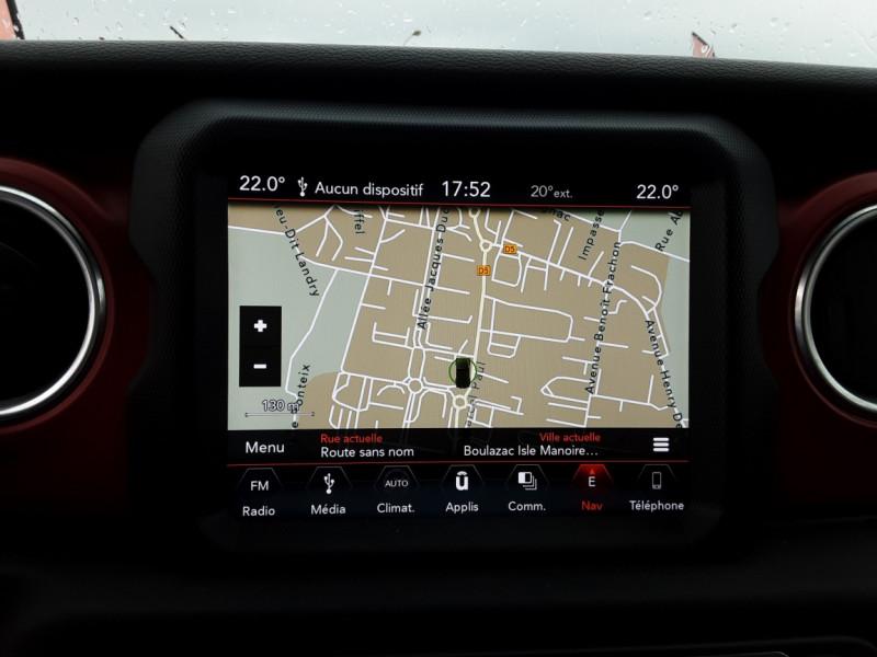 Photo 42 de l'offre de JEEP WRANGLER Unlimited 2.2 l MultiJet 200 ch 4x4 BVA8 Rubicon à 54990€ chez Centrale Auto Marché Mussidan
