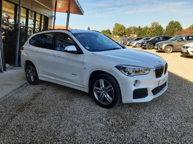 Photo 7 de l'offre de BMW X1 xDrive 18d 150 ch BVA8 M-Sport à 29990€ chez Centrale Auto Marché Mussidan