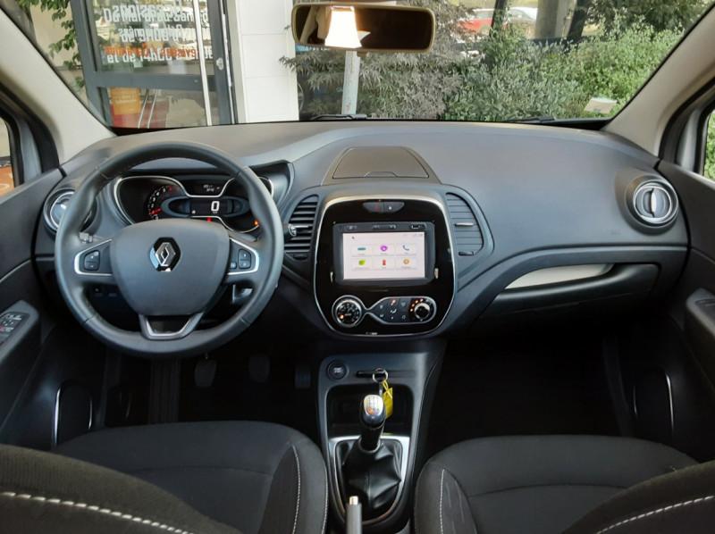 Photo 33 de l'offre de RENAULT CAPTUR Captur TCe 90 Zen à 13990€ chez Centrale Auto Marché Mussidan