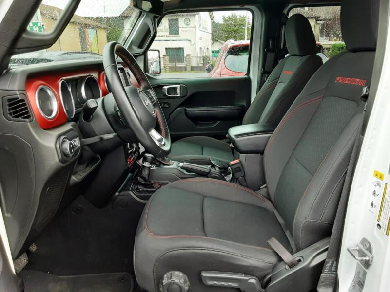 Photo 43 de l'offre de JEEP WRANGLER Unlimited 2.2 l MultiJet 200 ch 4x4 BVA8 Rubicon à 54990€ chez Centrale Auto Marché Mussidan