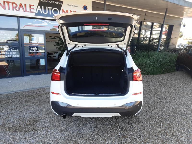 Photo 16 de l'offre de BMW X1 xDrive 18d 150 ch BVA8 M-Sport à 29990€ chez Centrale Auto Marché Mussidan