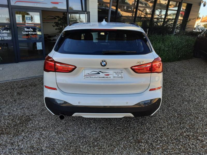 Photo 14 de l'offre de BMW X1 xDrive 18d 150 ch BVA8 M-Sport à 29990€ chez Centrale Auto Marché Mussidan