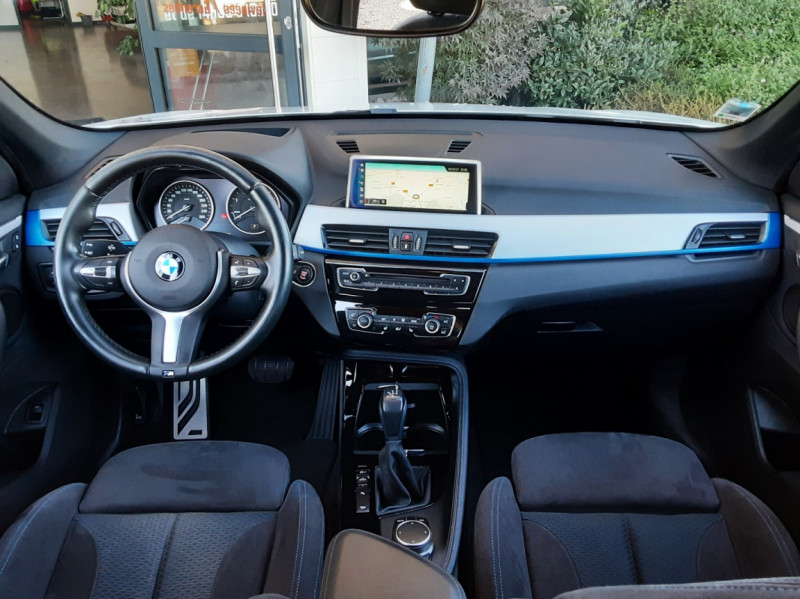 Photo 33 de l'offre de BMW X1 xDrive 18d 150 ch BVA8 M-Sport à 29990€ chez Centrale Auto Marché Mussidan
