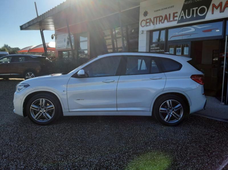 Photo 3 de l'offre de BMW X1 xDrive 18d 150 ch BVA8 M-Sport à 29990€ chez Centrale Auto Marché Mussidan
