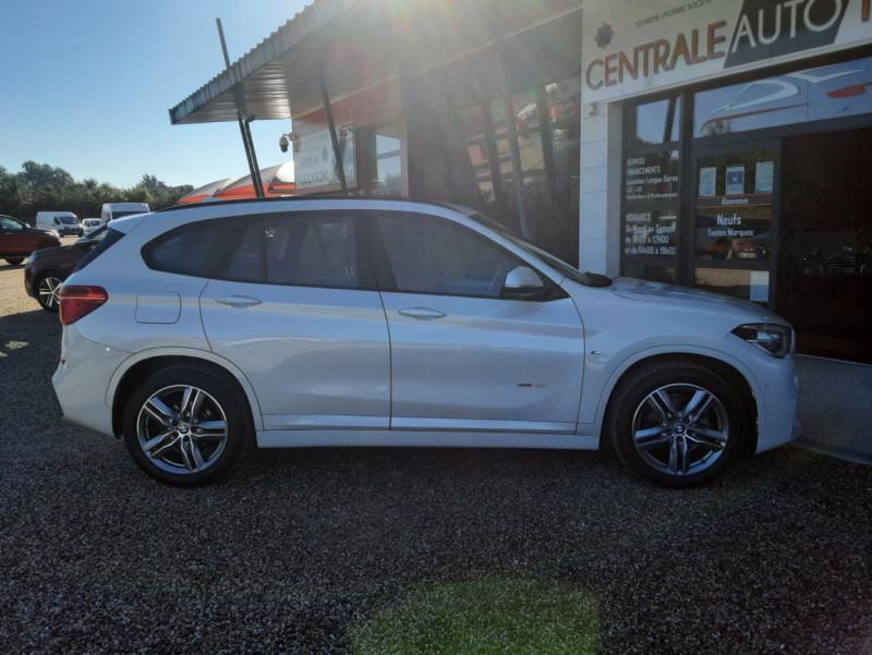Photo 11 de l'offre de BMW X1 xDrive 18d 150 ch BVA8 M-Sport à 29990€ chez Centrale Auto Marché Mussidan