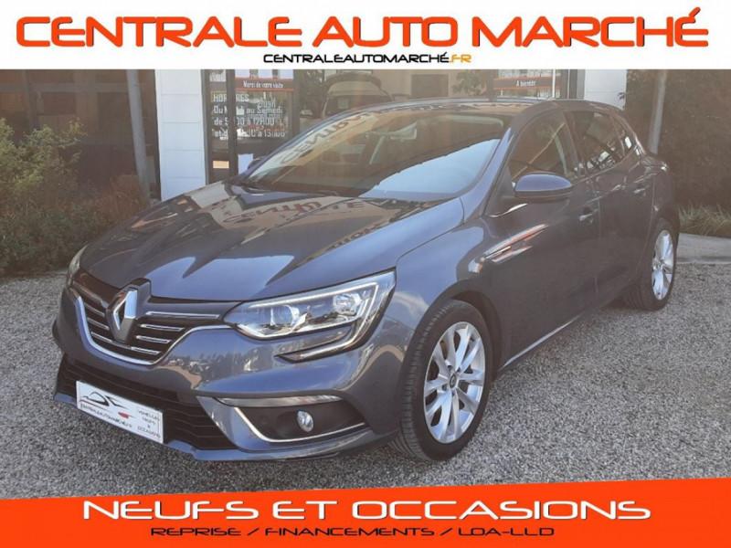 Renault MEGANE Mégane IV Berline dCi 110 Energy Intens GAZOLE  Occasion à vendre