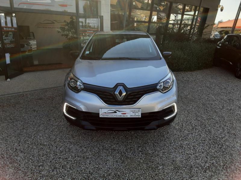 Photo 6 de l'offre de RENAULT CAPTUR Captur TCe 90 Zen à 13990€ chez Centrale Auto Marché Mussidan