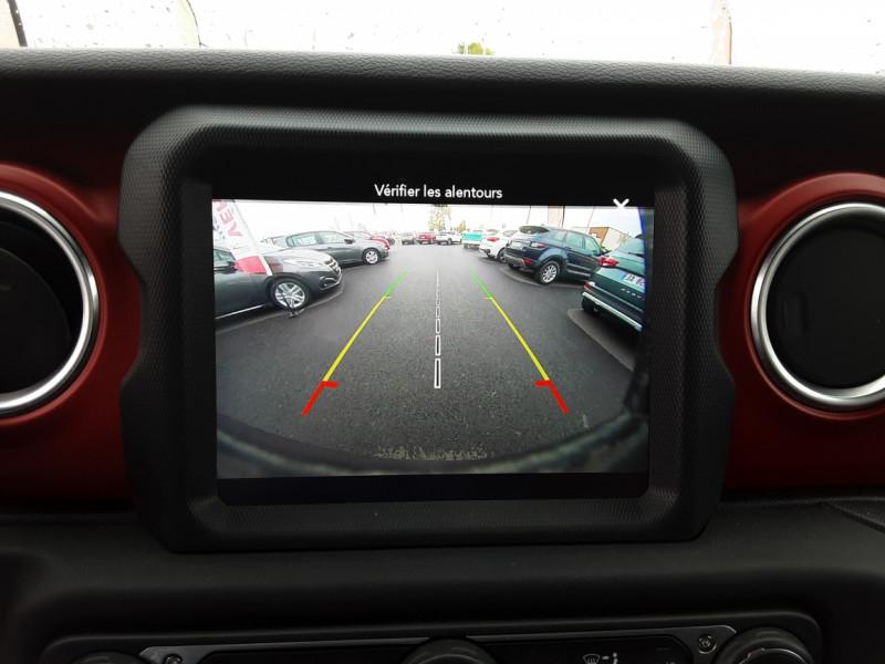 Photo 44 de l'offre de JEEP WRANGLER Unlimited 2.2 l MultiJet 200 ch 4x4 BVA8 Rubicon à 54990€ chez Centrale Auto Marché Mussidan