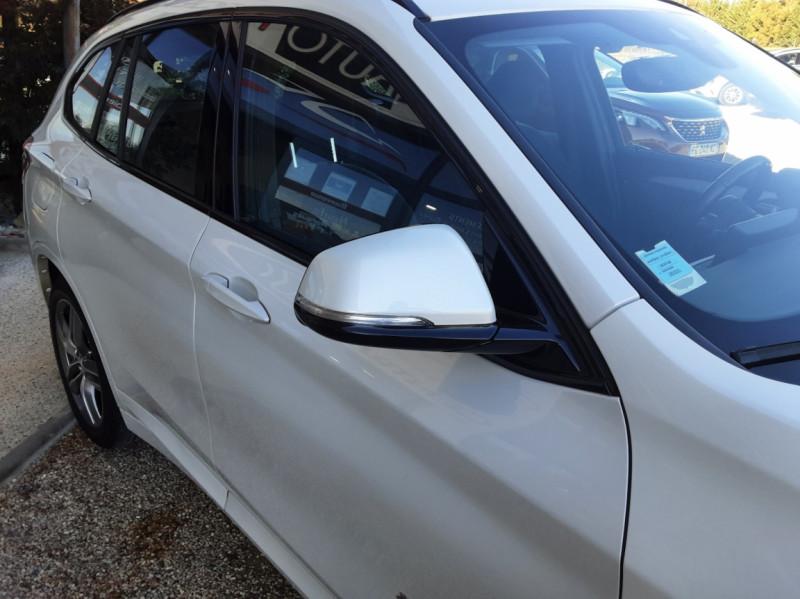 Photo 8 de l'offre de BMW X1 xDrive 18d 150 ch BVA8 M-Sport à 29990€ chez Centrale Auto Marché Mussidan