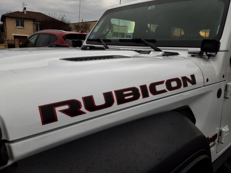 Photo 16 de l'offre de JEEP WRANGLER Unlimited 2.2 l MultiJet 200 ch 4x4 BVA8 Rubicon à 54990€ chez Centrale Auto Marché Mussidan