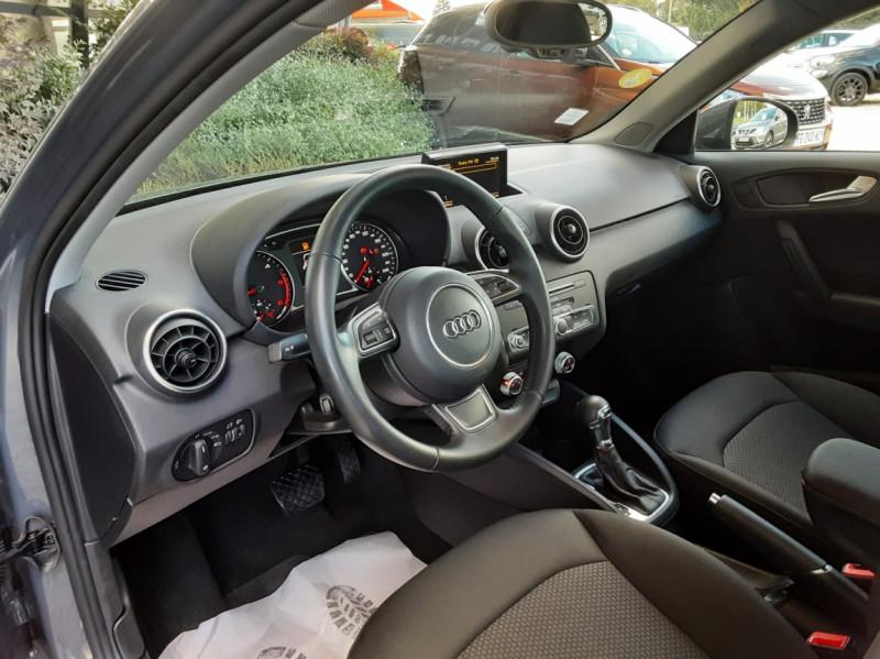 Photo 19 de l'offre de AUDI A1 Sportback 1.4 TDI 90CH S tronic Business Line à 18490€ chez Centrale Auto Marché Mussidan