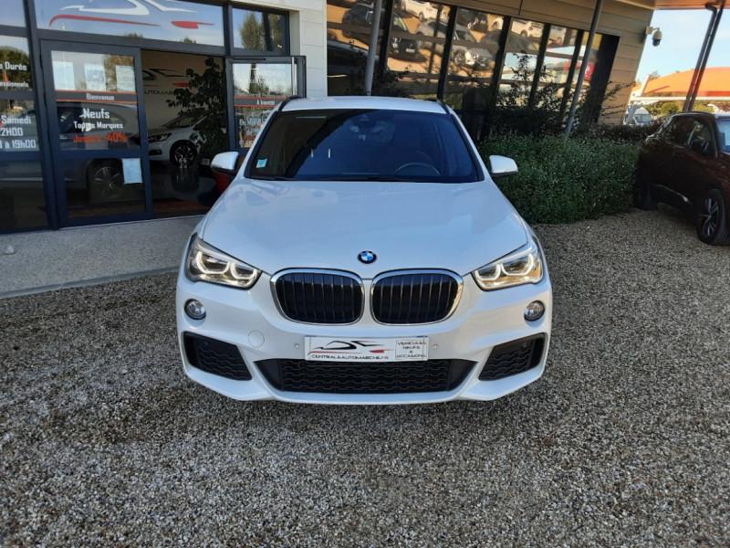 Photo 17 de l'offre de BMW X1 xDrive 18d 150 ch BVA8 M-Sport à 29990€ chez Centrale Auto Marché Mussidan
