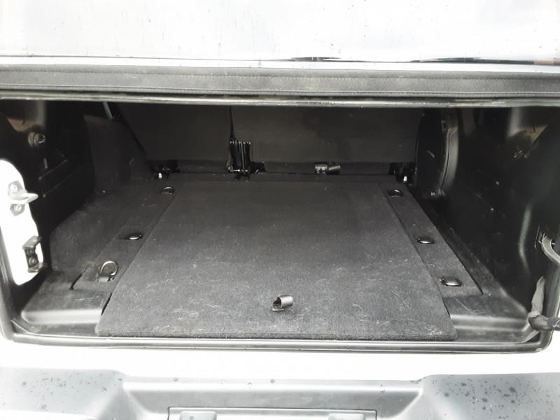Photo 10 de l'offre de JEEP WRANGLER Unlimited 2.2 l MultiJet 200 ch 4x4 BVA8 Rubicon à 54990€ chez Centrale Auto Marché Mussidan