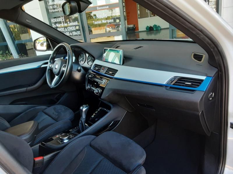 Photo 23 de l'offre de BMW X1 xDrive 18d 150 ch BVA8 M-Sport à 29990€ chez Centrale Auto Marché Mussidan