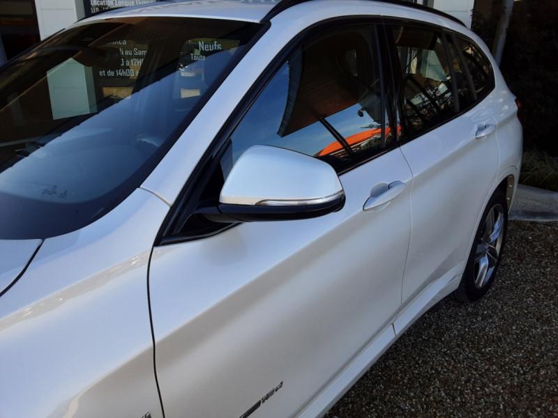 Photo 6 de l'offre de BMW X1 xDrive 18d 150 ch BVA8 M-Sport à 29990€ chez Centrale Auto Marché Mussidan