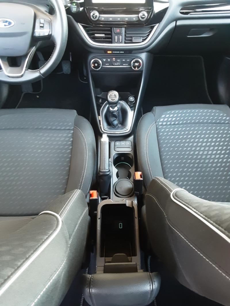 Photo 39 de l'offre de FORD FIESTA 1.5 85 CH SetS BVM6 TITANIUM à 13800€ chez Centrale Auto Marché Mussidan