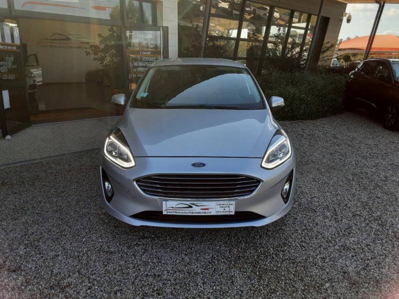 Photo 5 de l'offre de FORD FIESTA 1.5 85 CH SetS BVM6 TITANIUM à 13800€ chez Centrale Auto Marché Mussidan