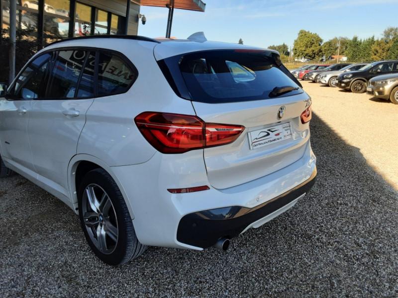 Photo 10 de l'offre de BMW X1 xDrive 18d 150 ch BVA8 M-Sport à 29990€ chez Centrale Auto Marché Mussidan