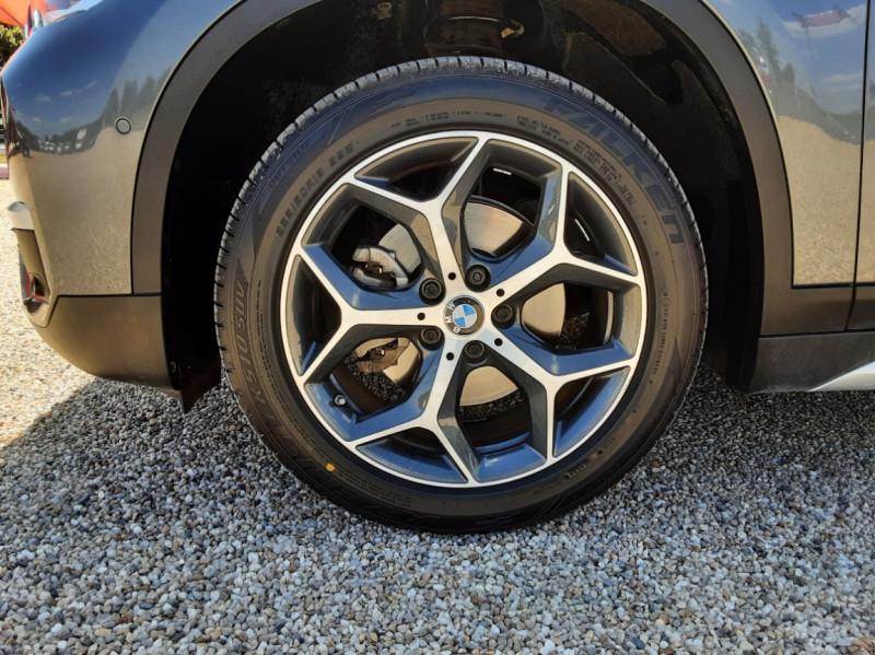 Photo 30 de l'offre de BMW X1 sDrive 18d 150 ch xLine à 25900€ chez Centrale Auto Marché Mussidan