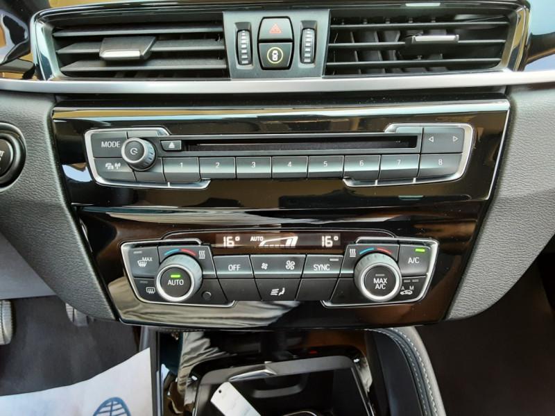 Photo 25 de l'offre de BMW X1 sDrive 18d 150 ch xLine à 25900€ chez Centrale Auto Marché Mussidan