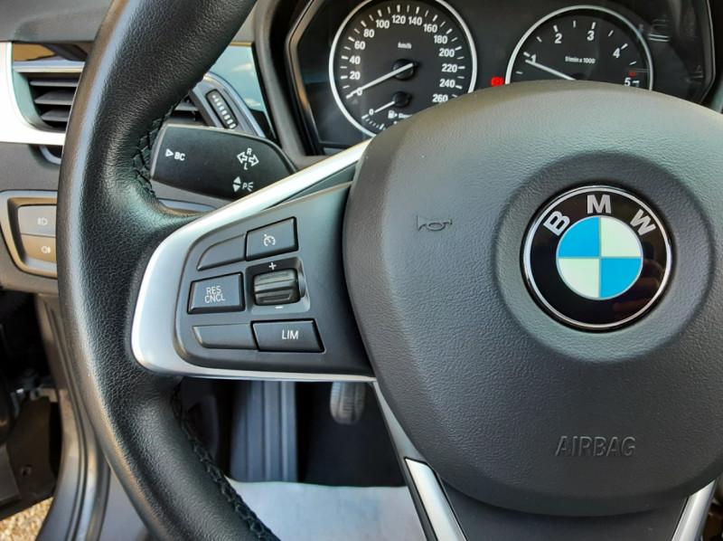 Photo 4 de l'offre de BMW X1 sDrive 18d 150 ch xLine à 25900€ chez Centrale Auto Marché Mussidan