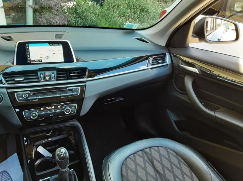 Photo 8 de l'offre de BMW X1 sDrive 18d 150 ch xLine à 25900€ chez Centrale Auto Marché Mussidan