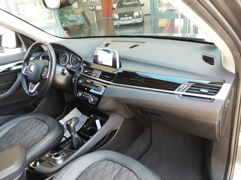 Photo 27 de l'offre de BMW X1 sDrive 18d 150 ch xLine à 25900€ chez Centrale Auto Marché Mussidan