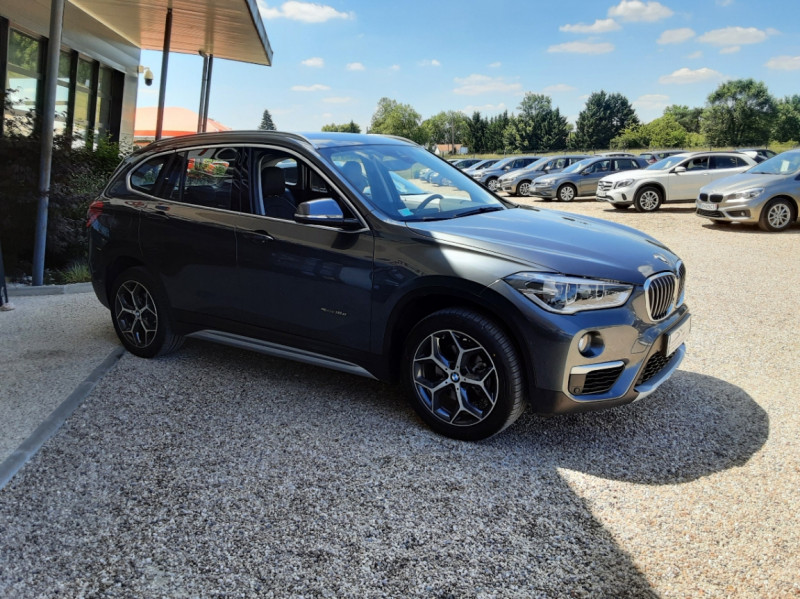 Photo 42 de l'offre de BMW X1 sDrive 18d 150 ch xLine à 25900€ chez Centrale Auto Marché Mussidan