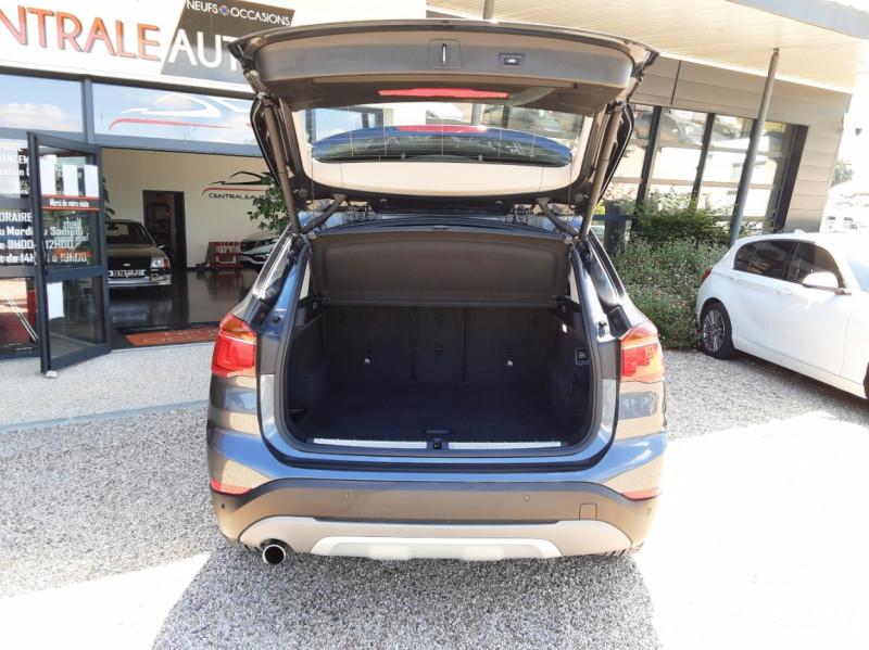 Photo 20 de l'offre de BMW X1 sDrive 18d 150 ch xLine à 25900€ chez Centrale Auto Marché Mussidan