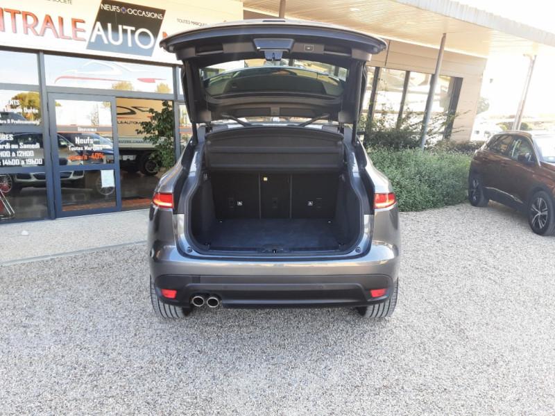 Photo 14 de l'offre de JAGUAR F-PACE 2.0 D - 180 ch AWD BVA8 Prestige à 28490€ chez Centrale Auto Marché Mussidan