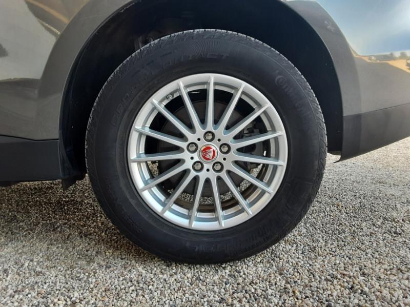 Photo 49 de l'offre de JAGUAR F-PACE 2.0 D - 180 ch AWD BVA8 Prestige à 28490€ chez Centrale Auto Marché Mussidan