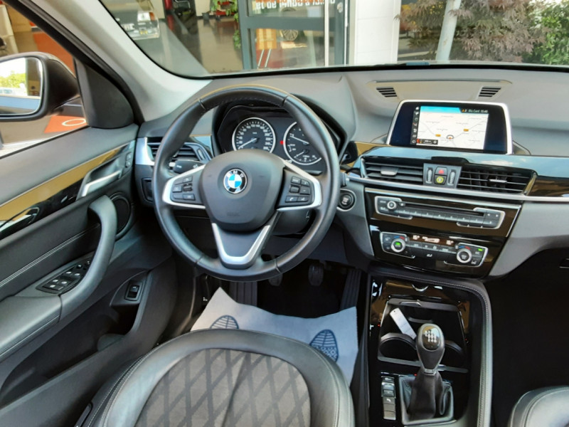 Photo 13 de l'offre de BMW X1 sDrive 18d 150 ch xLine à 25900€ chez Centrale Auto Marché Mussidan