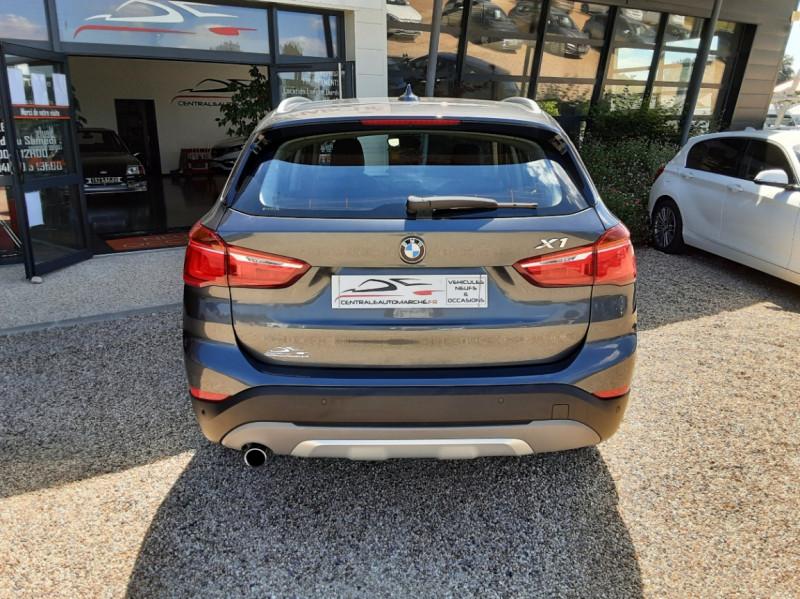 Photo 24 de l'offre de BMW X1 sDrive 18d 150 ch xLine à 25900€ chez Centrale Auto Marché Mussidan