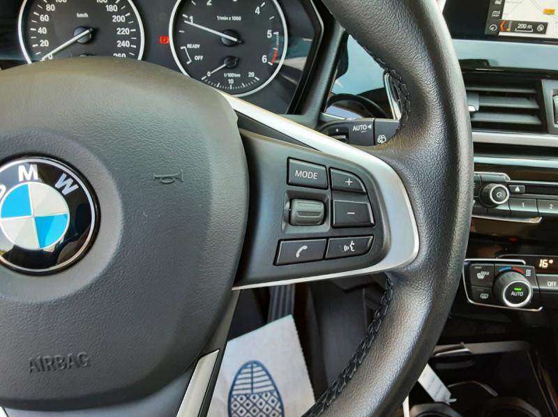 Photo 33 de l'offre de BMW X1 sDrive 18d 150 ch xLine à 25900€ chez Centrale Auto Marché Mussidan