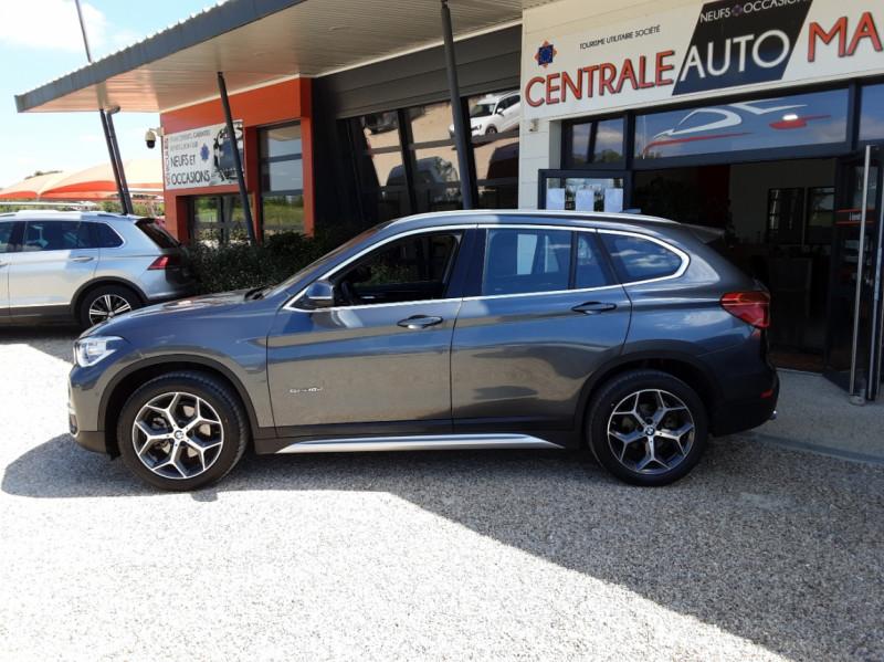 Photo 39 de l'offre de BMW X1 sDrive 18d 150 ch xLine à 25900€ chez Centrale Auto Marché Mussidan