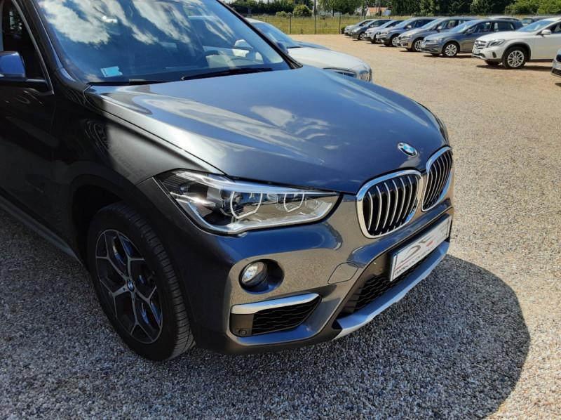 Photo 2 de l'offre de BMW X1 sDrive 18d 150 ch xLine à 25900€ chez Centrale Auto Marché Mussidan
