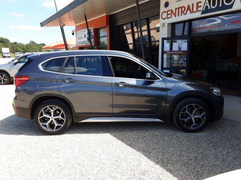 Photo 11 de l'offre de BMW X1 sDrive 18d 150 ch xLine à 25900€ chez Centrale Auto Marché Mussidan