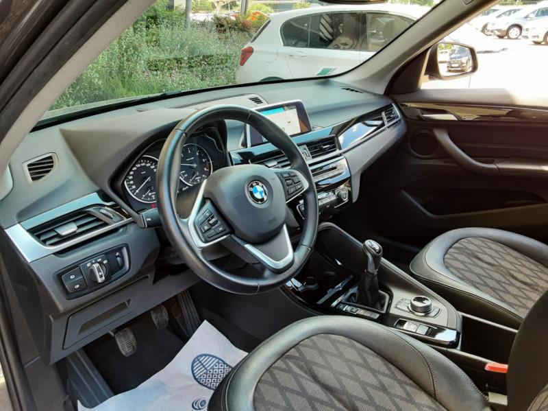 Photo 18 de l'offre de BMW X1 sDrive 18d 150 ch xLine à 25900€ chez Centrale Auto Marché Mussidan