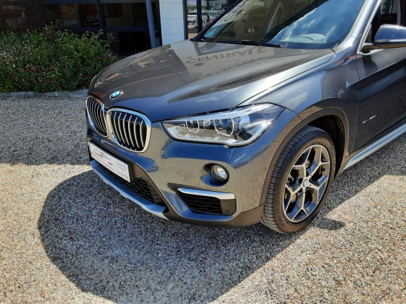 Photo 40 de l'offre de BMW X1 sDrive 18d 150 ch xLine à 25900€ chez Centrale Auto Marché Mussidan
